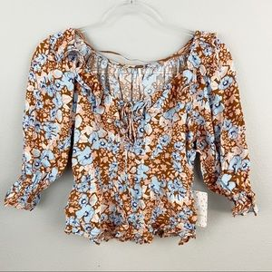 Free People • Sweet Memories Top